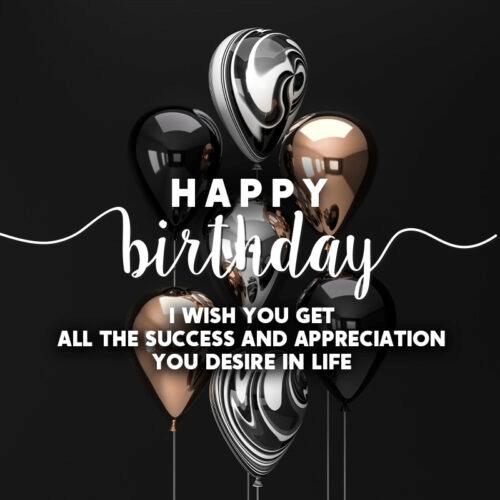 Happy Birthday Wishes free image