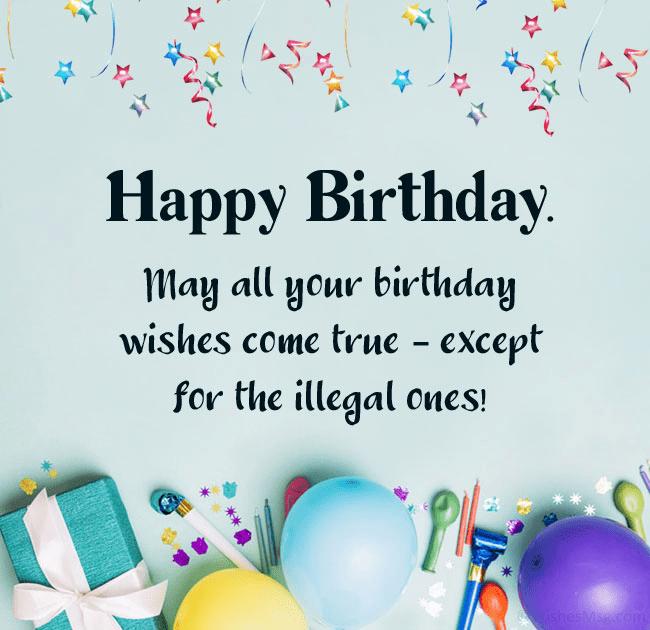 Happy Birthday Wishes image 10