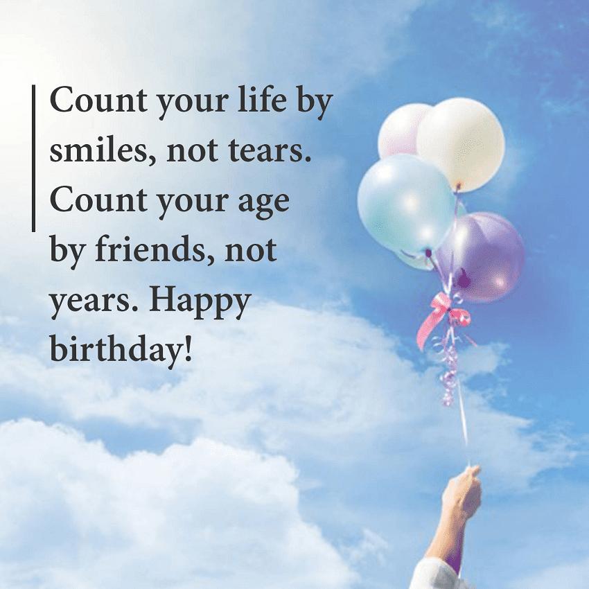 Happy Birthday Wishes image 4