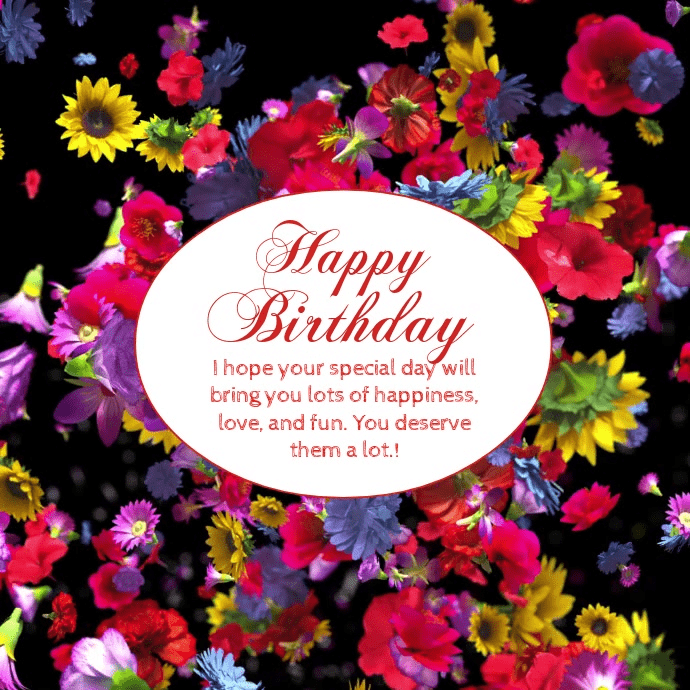 Happy Birthday Wishes to download