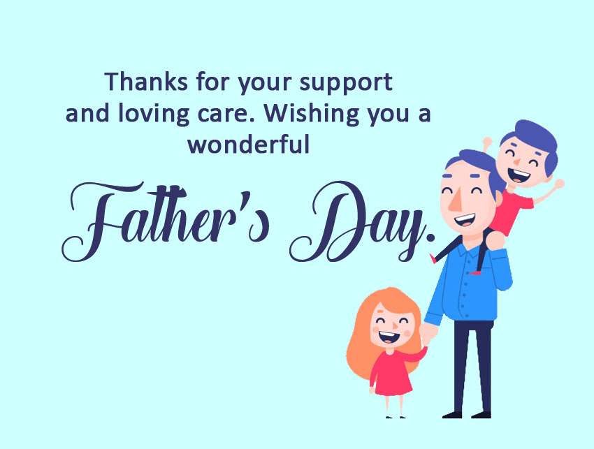 Happy Father's Day Wishes 1