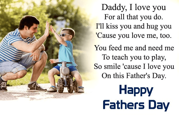 Happy Father's Day Wishes 7