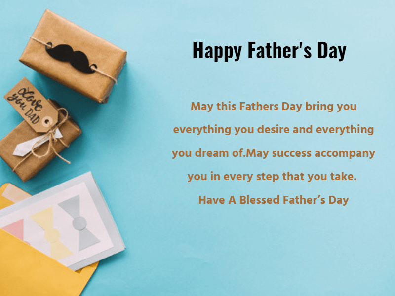 Happy Father's Day Wishes 8