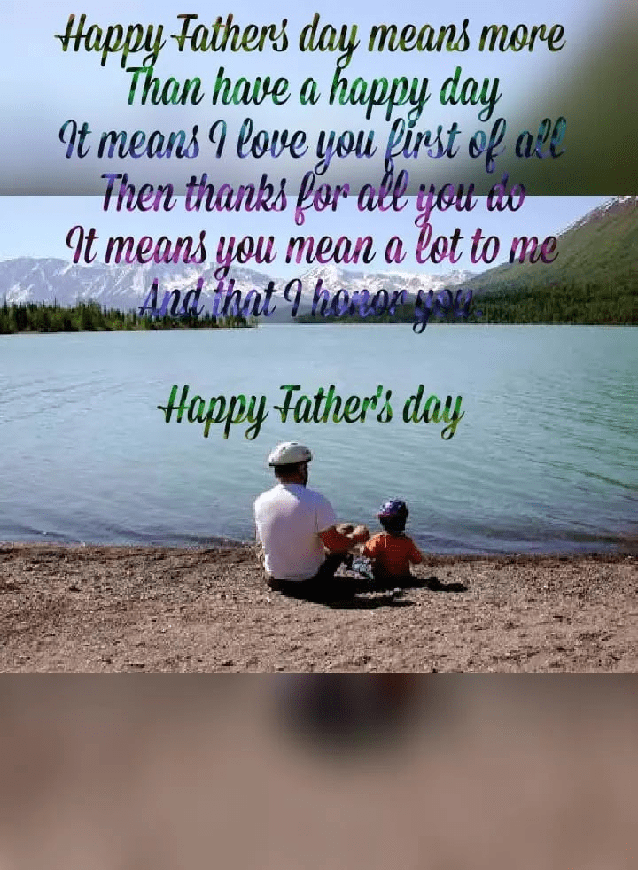 Happy Father's Day Wishes images 6