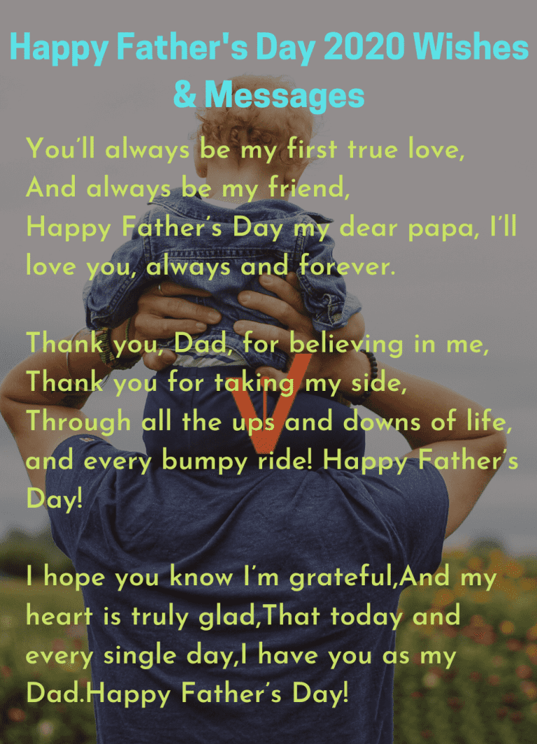 Happy Father's Day Wishes png image