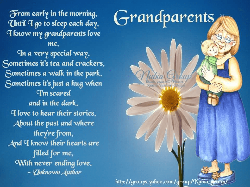 Happy Grandparents' Day Wishes 10