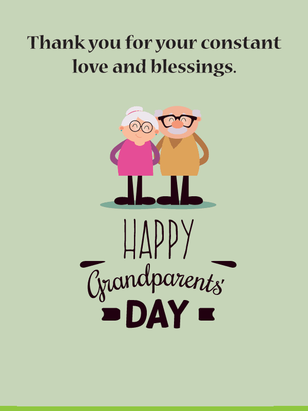 Happy Grandparents' Day Wishes 2