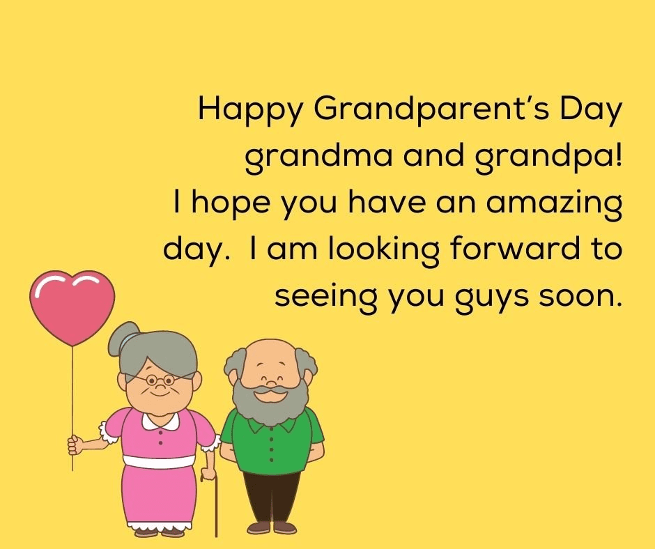 Happy Grandparents' Day Wishes 3