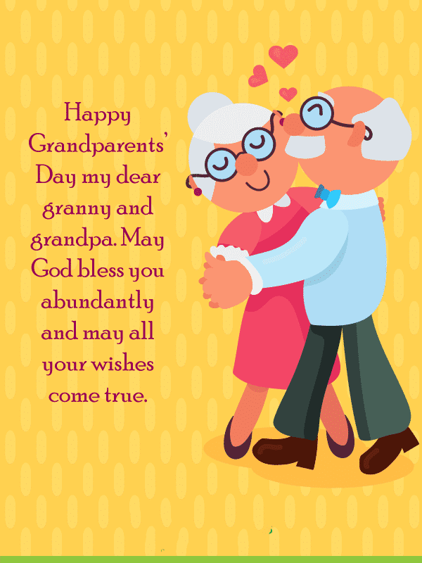 Happy Grandparents' Day Wishes 6