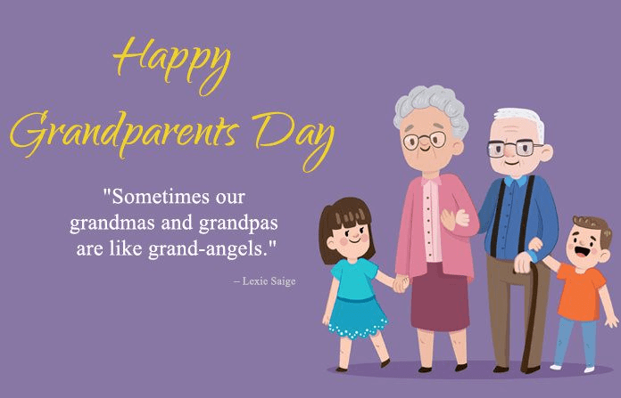 Happy Grandparents' Day Wishes 7