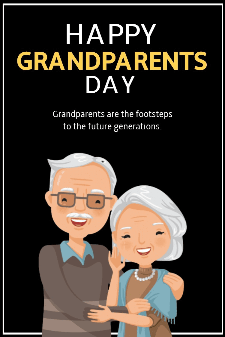 Happy Grandparents' Day Wishes 8