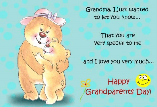 Happy Grandparents' Day Wishes image 10