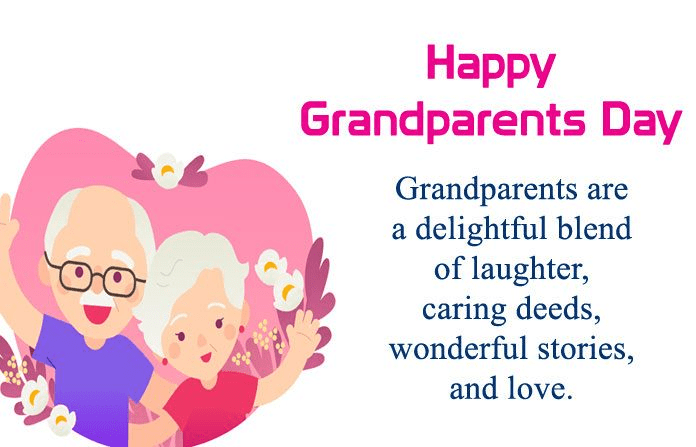 Happy Grandparents' Day Wishes image 2