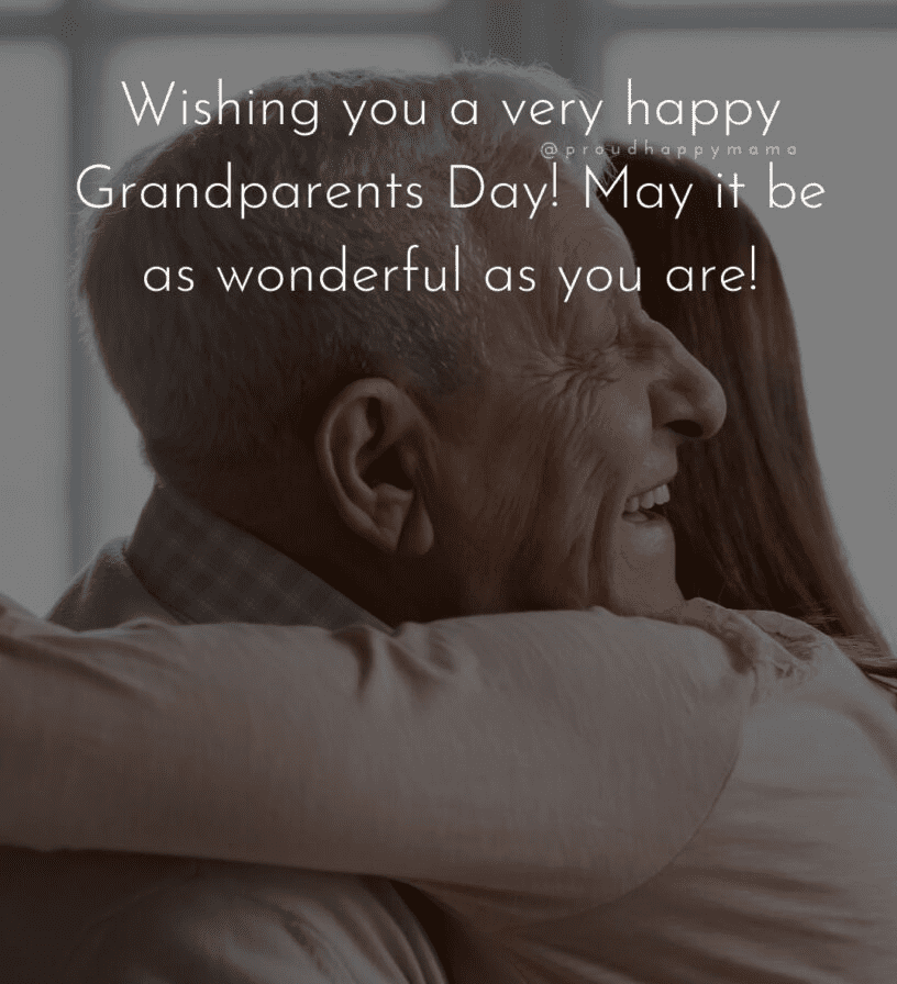 Happy Grandparents' Day Wishes image 4