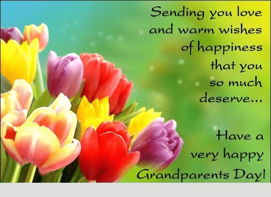 Happy Grandparents' Day Wishes image 6