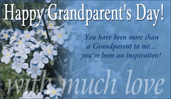 Happy Grandparents' Day Wishes image 7