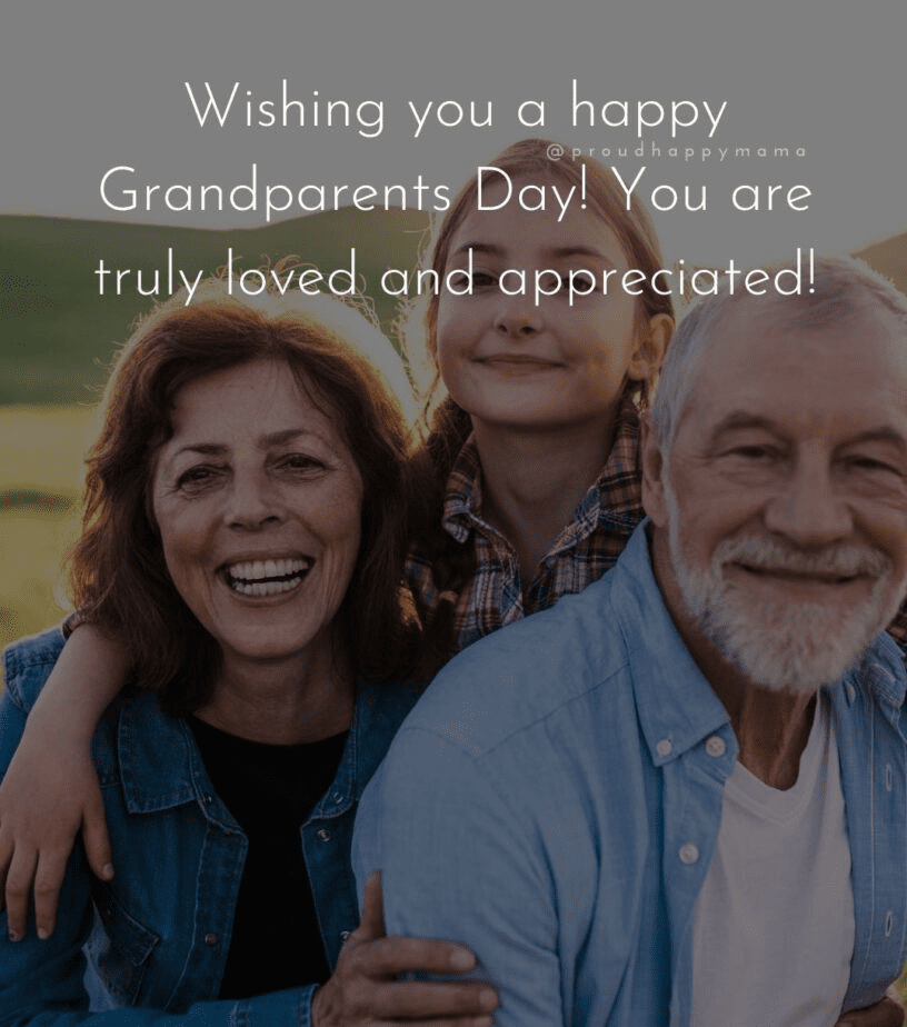 Happy Grandparents' Day Wishes image 8
