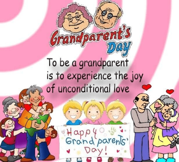 Happy Grandparents' Day Wishes image 9