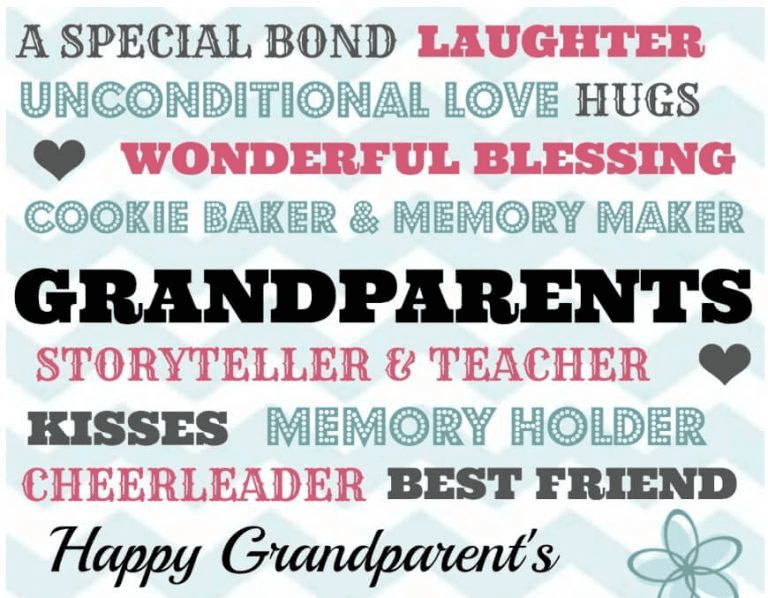Happy Grandparents' Day Wishes images 10
