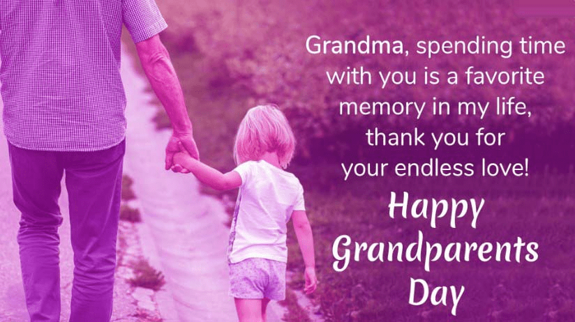 Happy Grandparents' Day Wishes images 2