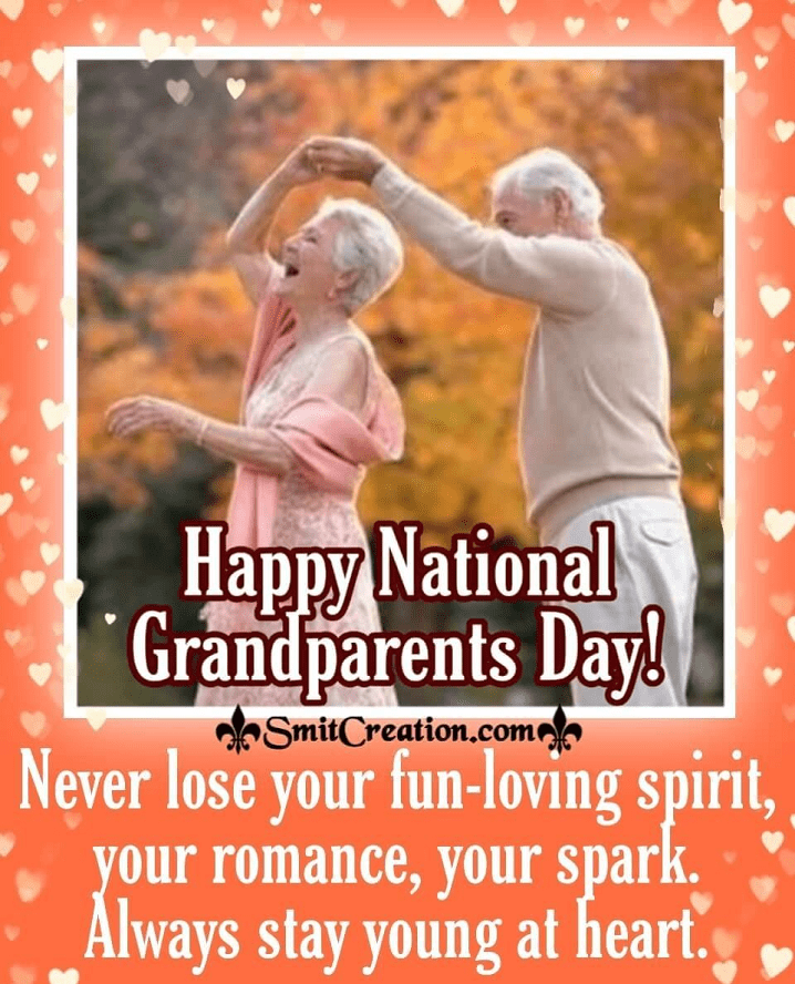 Happy Grandparents' Day Wishes images 3