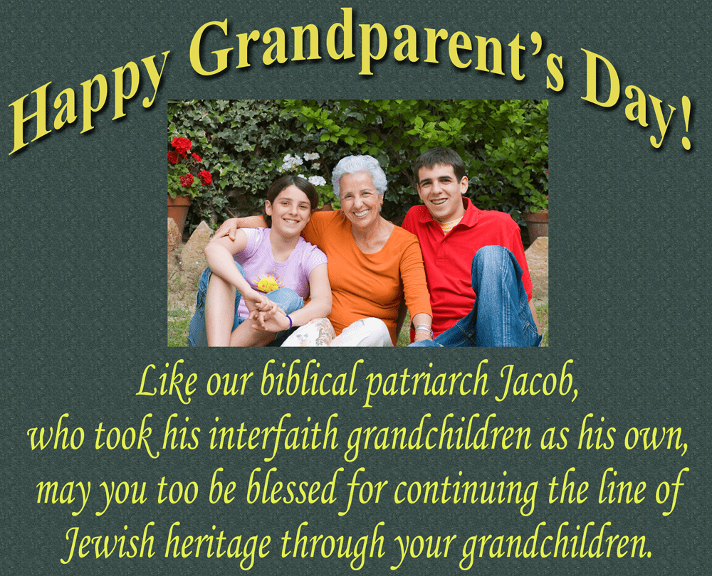 Happy Grandparents' Day Wishes images 4