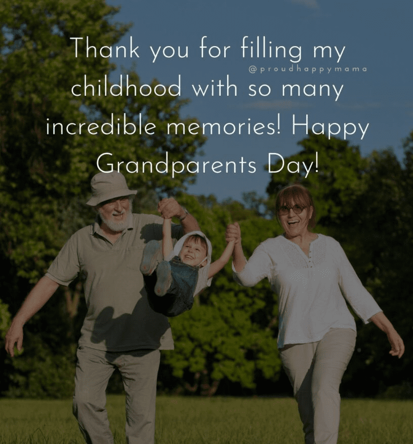Happy Grandparents' Day Wishes images 9