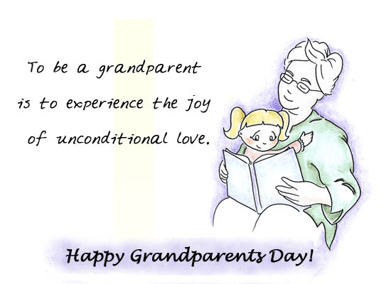 Happy Grandparents' Day Wishes picture 1