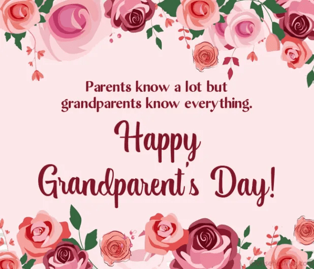 Happy Grandparents' Day Wishes picture 4