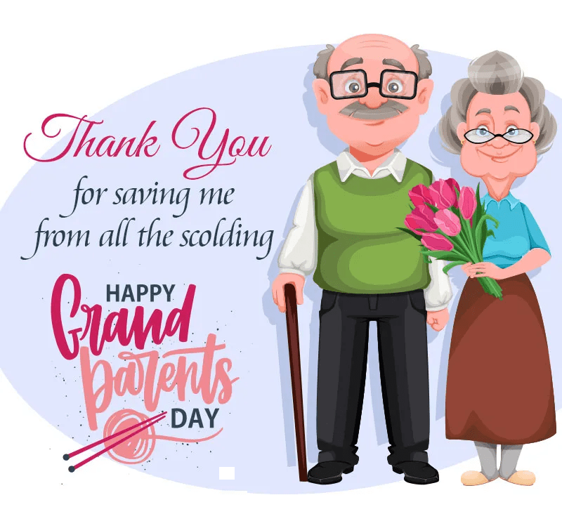 Happy Grandparents' Day Wishes picture 5