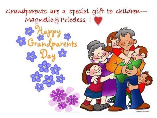 Happy Grandparents' Day Wishes picture 6