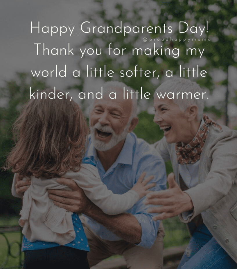 Happy Grandparents' Day Wishes picture 7