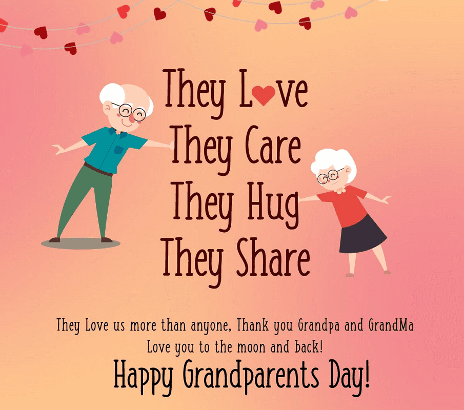 Happy Grandparents' Day Wishes picture 9