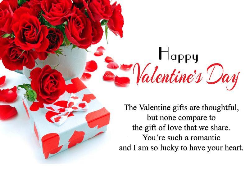 Happy Valentine's Day Wishes 1