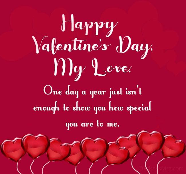 Happy Valentine's Day Wishes 3