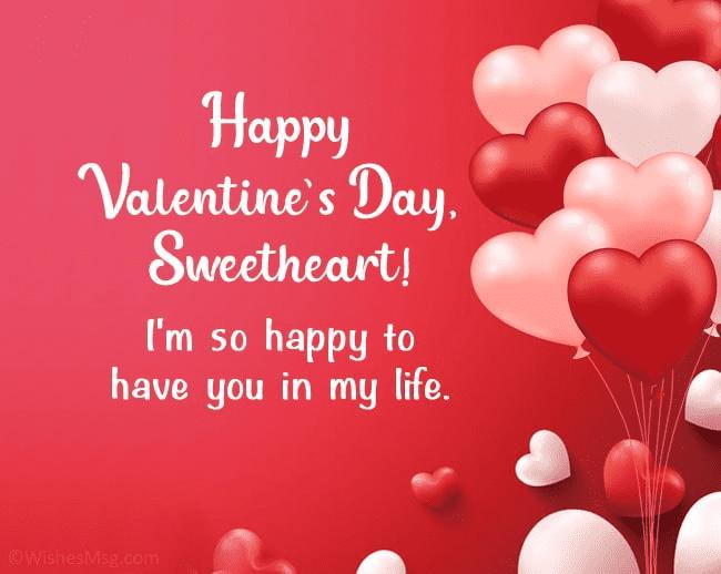 Happy Valentine's Day Wishes 5