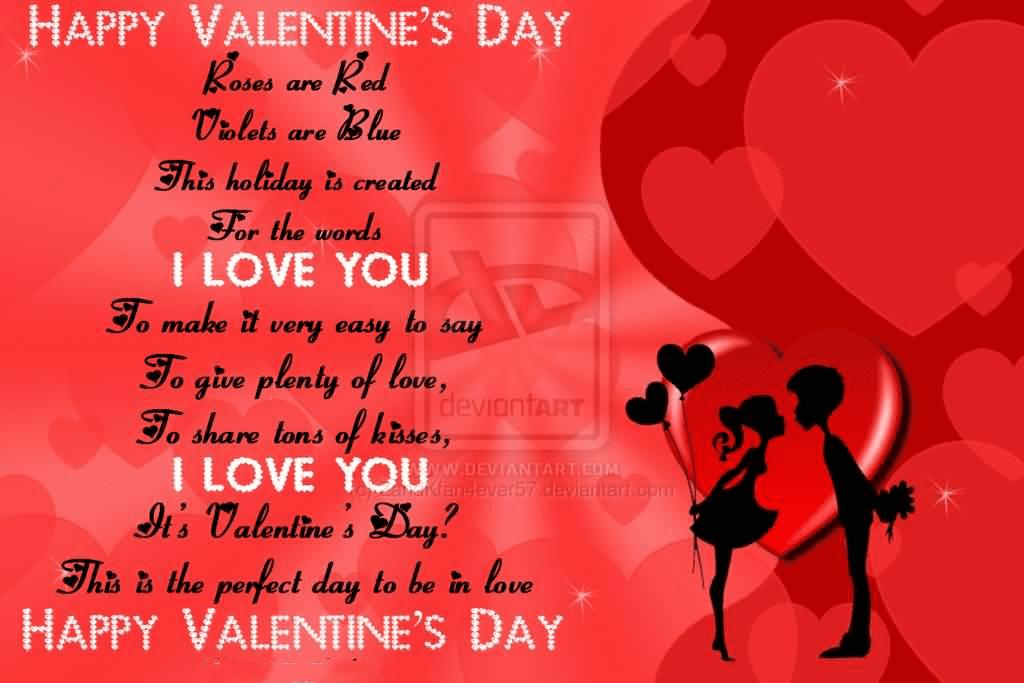 Happy Valentine's Day Wishes 7