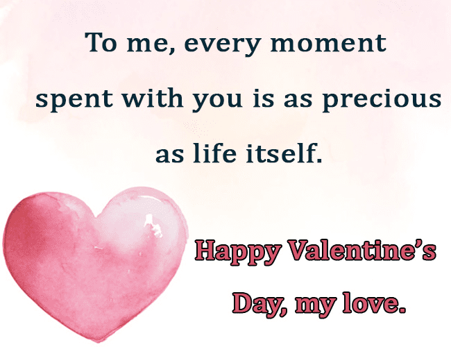 Happy Valentine's Day Wishes free 2