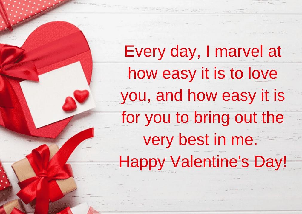 Happy Valentine's Day Wishes free 3
