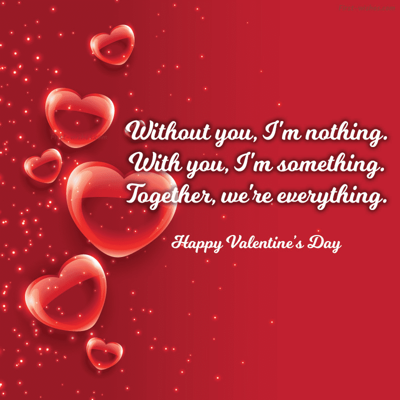 Happy Valentine's Day Wishes image