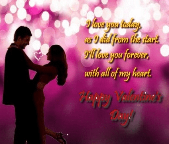 Happy Valentine's Day Wishes images 3