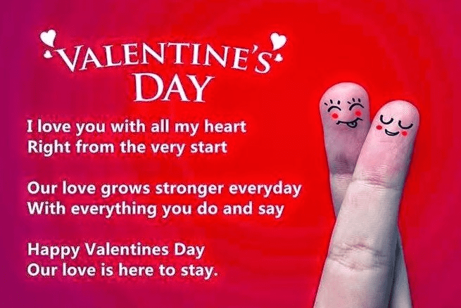 Happy Valentine's Day Wishes images 4