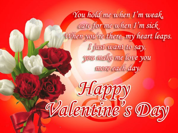 Happy Valentine's Day Wishes picture 2
