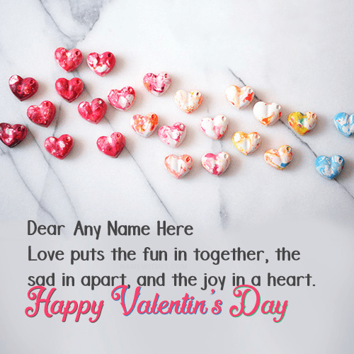 Happy Valentine's Day Wishes png 1