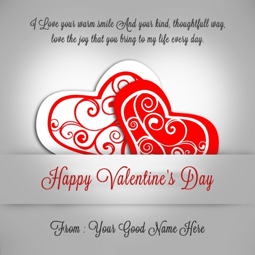 Happy Valentine's Day Wishes png 10