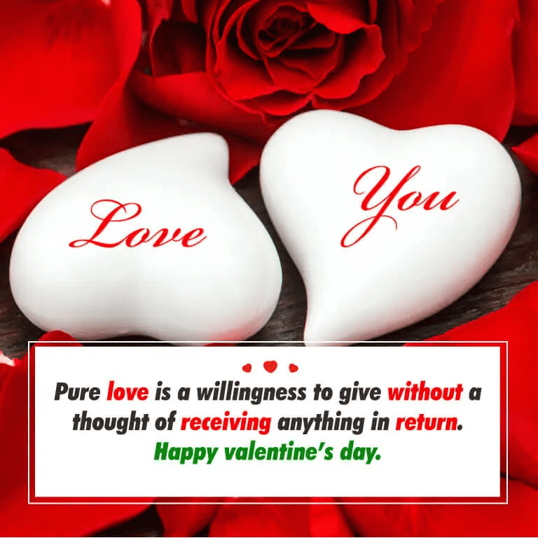 Happy Valentine's Day Wishes png 9