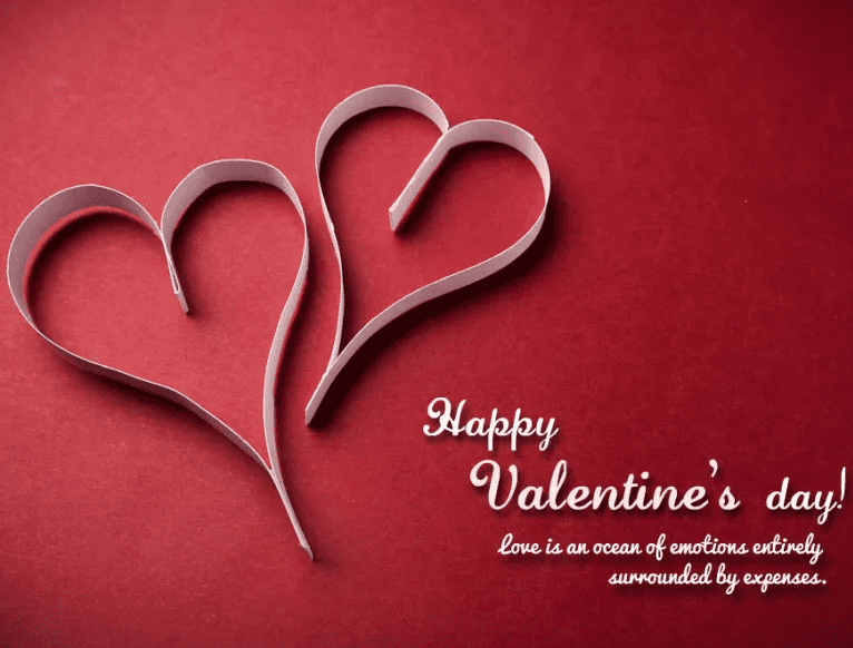 Happy Valentine's Day Wishes png