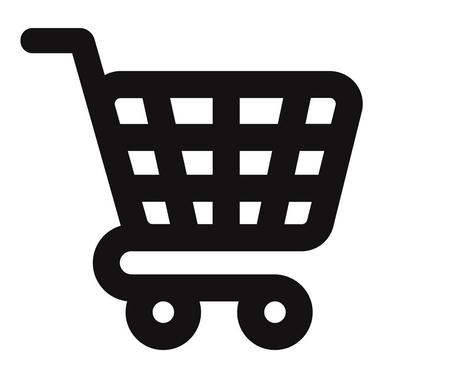 Icon Shopping Cart clipart