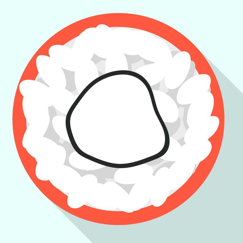 Icon Sushi clipart