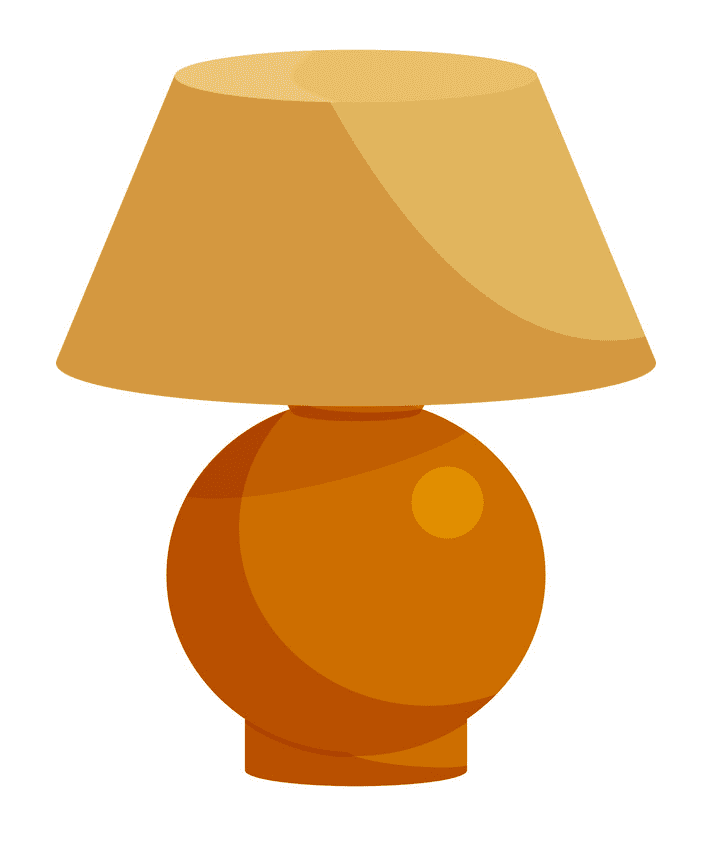 Lamp clipart free picture